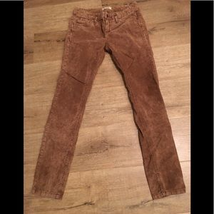 Free People Corduroy Jeans